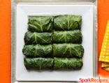 Collard-Wrapped Burritos