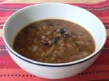 Lentil Soup (Low fat Comfort)