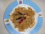 Vi Nguyen- Cali Pizza Kitchen Kung Pao Spaghetti