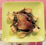 duck �confit� with spiced honey (anatra �confit� al miele speziato)