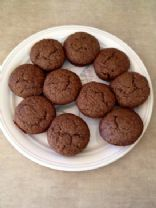 Paula's Poon Flax Muffins