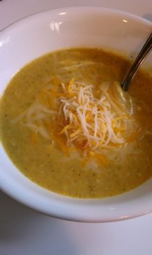 Slow Cooker Low Fat-Low Cal Creamy Vegetable Soup