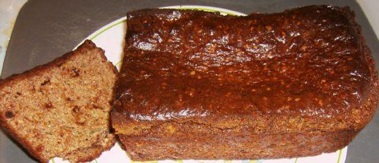 Zucchini Bread (MM Style)