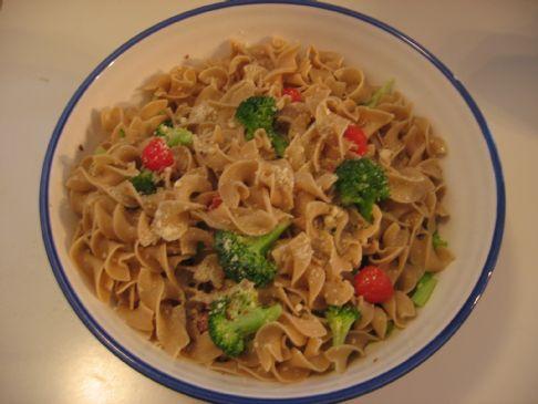 Garden Pasta Recipes Sparkrecipes