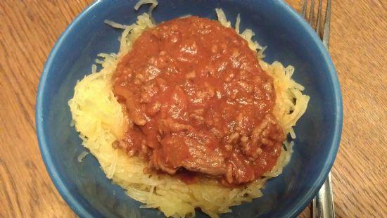 Mama's Meat Sauce