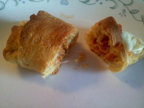 Morningstar Chicken and Mozzarella Crescent Bites