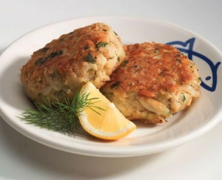 Recipe for louisiana crab cakes