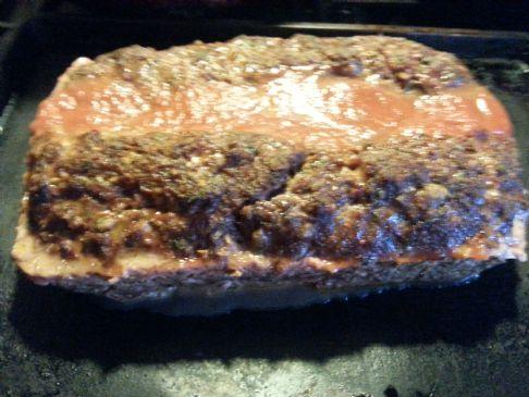 Frank's Venison Loaf