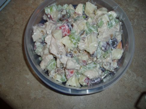 Cold Chicken Salad