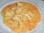 Chicken Paprikash Light