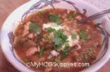 HCG Safe Tortilla Soup