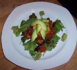 Uptown Vegan Taco Salad