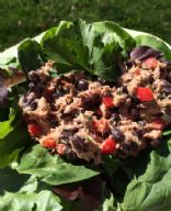Tuna and Black Bean Salad