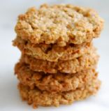 Flourless Oatmeal Cookies (remix) - 30 Calories