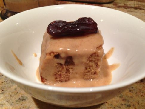 Nina's Clean Sticky Date Protein Pudding
