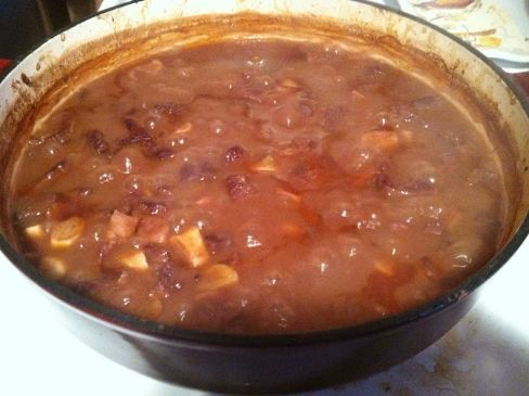 Beef Stew with Dried Plums