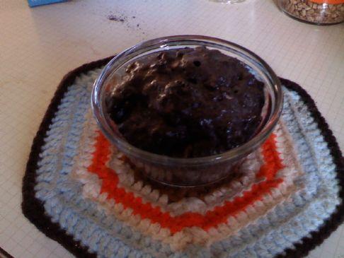 Wendy's Fudge Protein Brownies