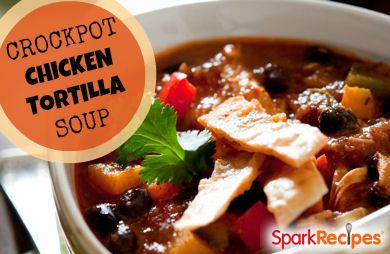 Easy crock pot soup recipes chicken