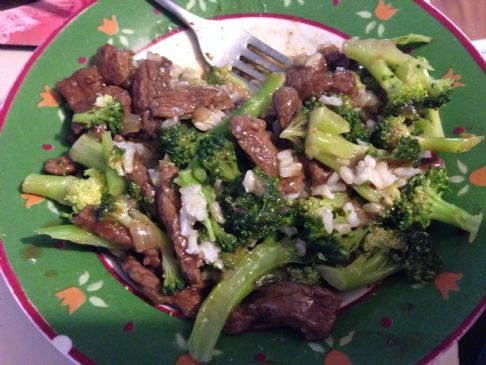 Beef (Elk) & Broccoli
