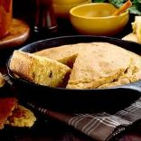 Cracklin' Cornbread- Down Home Recipe