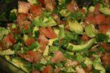 Chunky Guacamole Dip