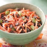 Carrot-Cranberry salad