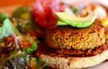 Healthy Pumpkin Nut Burgers