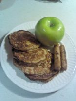 Marcia's Oatmeal Whole Wheat Pancakes