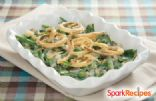 Green Bean and Mushroom Casserole