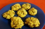 Paleo-Friendly Macadamia Nut Coconut Chocolate Chip Cookies