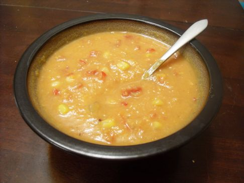 Renee's Southwest Sweet Potato Soup