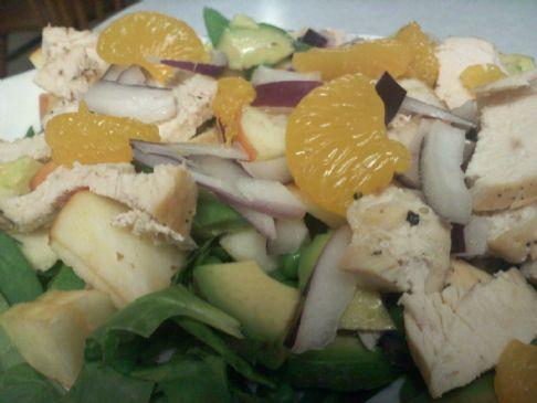 Chicken Dijon Salad