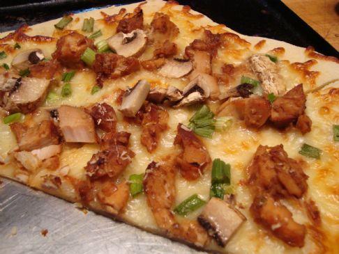 Oriental Pizza