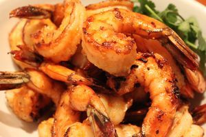 Garlic Chipotle Shrimp