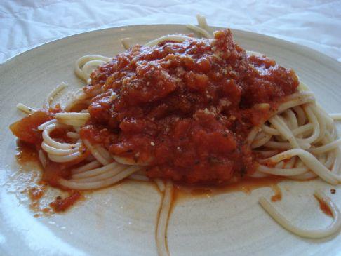 Joy's Pasta Sauce