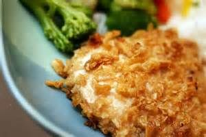 Crispy Onion Chicken