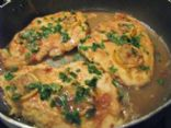 Tyler Florence�s Chicken Francese - from WEBMD