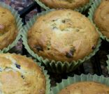 Chocolate Chip & Banana Muffins