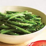 Garlic Snap Green Beans