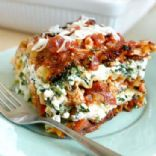 lowfat vegetable lasagna