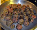 Low Sodium Meatballs