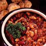 Diane's Old Settlers Baked Beans