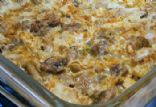Chicken and Sausage Casserole - Low Carb