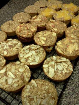Baked MultiGrain Oatmeal Cups