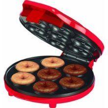 Baked donuts for mini donut baker.