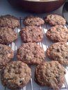 Homemade Nestle Tollhouse Monster Cookies, small batch
