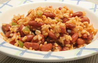 Cajun Red Beans and Rice (Daniel Fast)