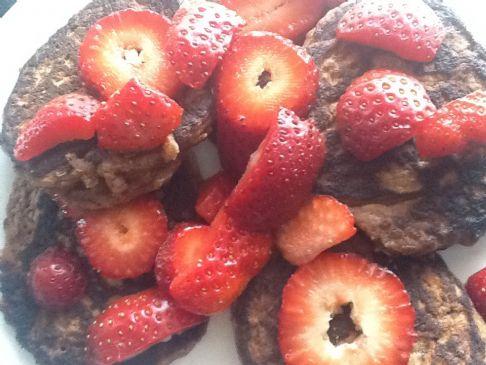 Paleo banana pancakes (gluten free)