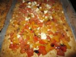 Bruschetta FlatBread