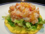Shrimp Mango Ceviche